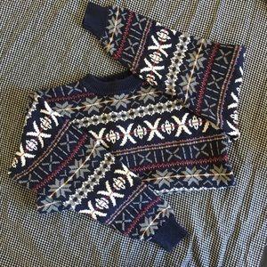 Vintage sweater unisex